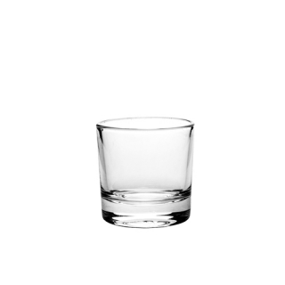 Small shot glass