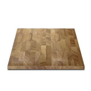 Taula rectangular wood gran
