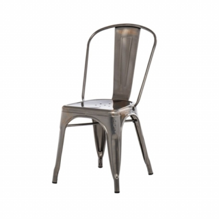Metal Fabrik chair