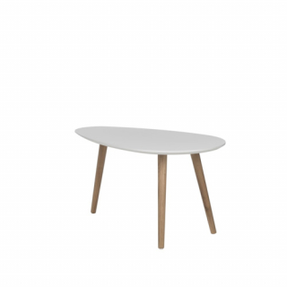 White Nordic table