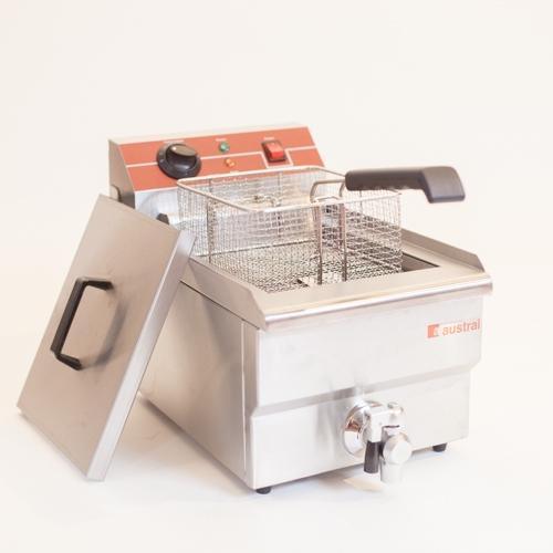 Freidora material de hosteleria maquinaria for Material de hosteleria
