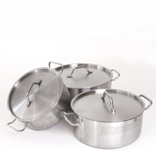 Cazuelas material de hosteleria cazuelas ollas y utensilios for Material de hosteleria
